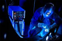 Die neue Hightech-MSG-Schweißstromquelle QINEO NexT überzeugt durch ausgezeichnete Lichtbogeneigenschaften für höchste Schweißqualität