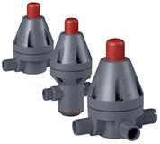 Reliable, flexible and precise GEMÜ pressure control valves