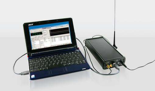 Test receiver UEB 400 DXP