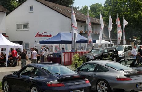 (Foto: © hl-studios, Erlangen) Porsche-Treffen und – große Sonderschau