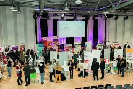 Markt der Willkommenskultur Heilbronn-Franken, Bild: WHF GmbH_Nicole Hafner Fotografie