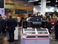 Gemini-NAMM-News: Media-Player und MIDI-Controller