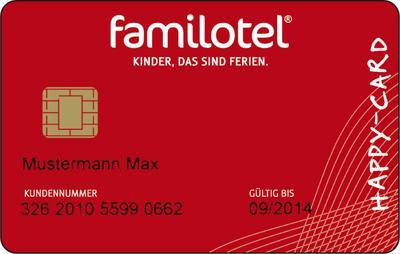 Happy-Card © MAXICARD GmbH