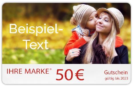 Neu: Personalisierbare Geschenk-Gutscheine bei mylabel.one®