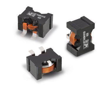 WE-HCF in Bauform 2815 - Flachdrahtspeicherinduktivität mit sehr hoher Strombelastbarkeit und Effizienz / Bildquelle: Würth Elektronik eiSos