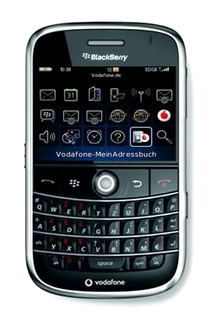 Vodafone Germany launches O3SIS BlackBerry Client for its popular MeinAdressbuch Contact Synchronization Service