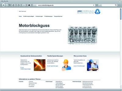 Screen www.motorblockguss.de