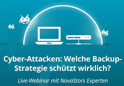 Cyber-Attacken und Backup