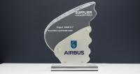 tecnotron erhält Supplier Excellence Award von Airbus