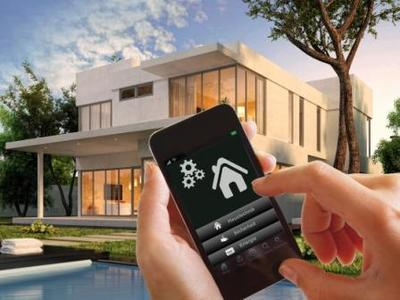 m2m BLE Smart Home per iPhone (Webgröße)