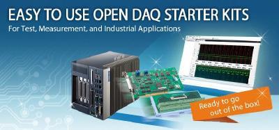 Neue Analog-I/O-PCIe-Karten für Beschleunigungs-, Schall-, Spannungs- und Strommessungen