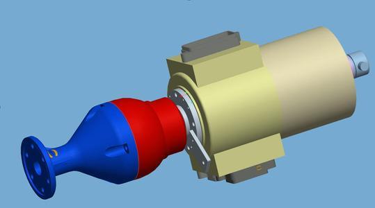 Pluggable slip ring coupling