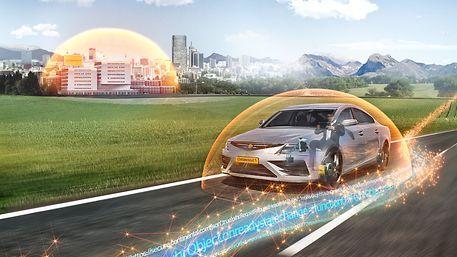 Mit zunehmender Vernetzung und den dazu notwendigen Schnittstellen in Fahrzeugen wächst die Gefahr eines Hackerangriffs – Cyber Security-Technologien schützen vor möglichen Hackerangriffen. © Continental AG