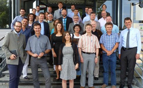 Teilnehmer der erfolgreichen Auftaktveranstaltung der Pilotregion Chiemsee (Foto: LKZ)