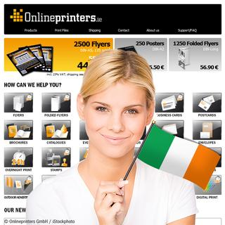 New Online Shop for Printed Products in Ireland