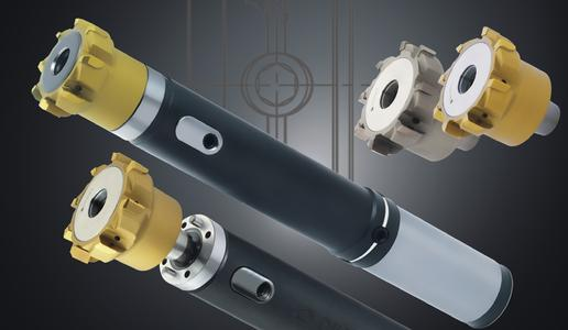The modular DIHART Reamax® TS  tooling system gives you a lot of system modularity and precision.