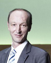 Dr. Elmar Lippert, Abteilungsleiter IT-Kundenmanagement für Mittelstandsbank, International Banking, Cash Management & Payments, Commerzbank. Bildquelle: Julia Schwager, Commerzbank AG