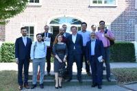 Iranische Delegation bei noventum consulting