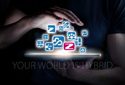 Your World Is HYBRID