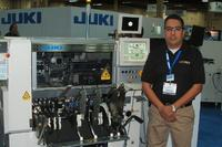 Juki Appoints Representative for Mexico