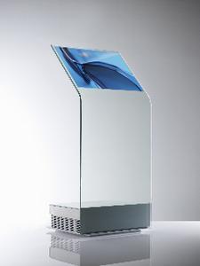 Das neue HoloTerminal - Aufsehen erregend edel und blitzschnell aufgebaut