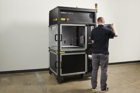 Einfache Bedienung des SLA 3D-Druckers V650 Flex