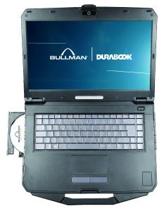 "CrossOver: Industrienotebook, Outdoornotebook und Officenotebook in Einem: Das neue 15.6"" BULLMAN DuraBOOK S 15"
