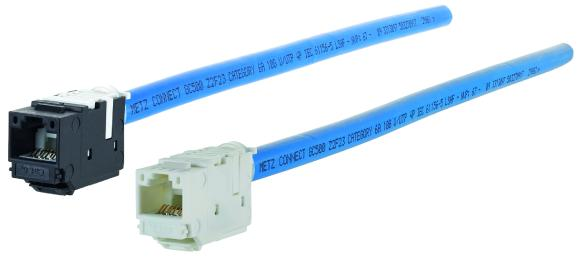 METZ CONNECT UTP C6Amodul Keystone