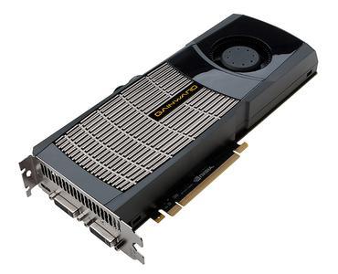 Gainward GeForce GTX 480