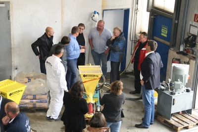 GeoThermie Workshop bei Firma Stock