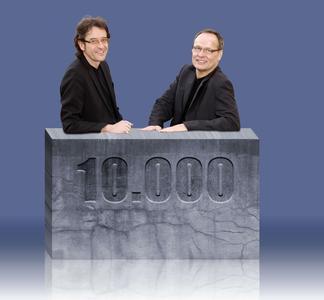 Die Geschäftsführer von MWM: Michael Hocks (links) und Wilhelm Veenhuis