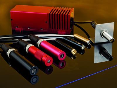 Blue Flexpoint Line Lasers