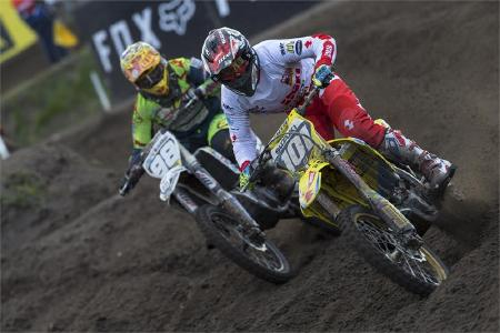 Suzuki World MXGP Heads to Latvia Buoyed by Recent Results