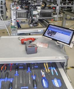 Mobile Montage mit dem ELAM-System