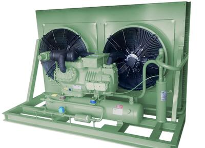 BITZER develops new air-cooled condensing unit for use in hot regions