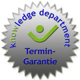 Knowledge Department: Termingarantie für ISTQB Certified Tester-Kurse