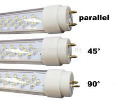 METOLIGHT LED-Röhren mit verstellbarem G13-Sockel