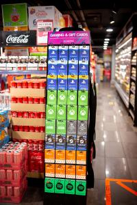 Payzone, with a retail network of over 3,500 stores across the country, selected epay as their exclusive supplier of prepaid gift cards in Ireland. Through this partnership, epay introduced this product set in select stores such as in the Spar store, Nangor Road, Co. Dublin.