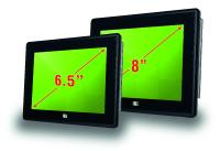"DM-F Serie - 6.5"" & 8"" Heavy Industrial Monitor"