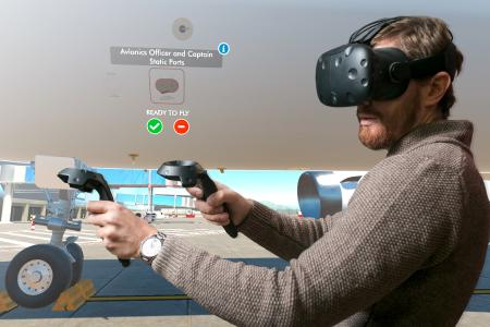 Discover Pacelab WEAVR, a complete XR platform that enables any company, in any industry, to develop and manage enterprise-scale immersive training.