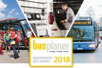 Neues Konzept: busplaner Innovationspreis 2018