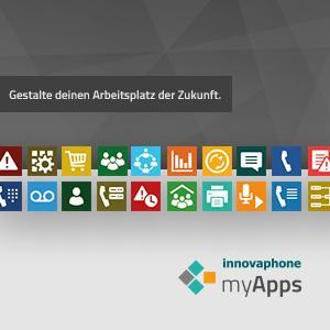 Der Arbeitsplatz der Zukunft mit innovaphone myApps