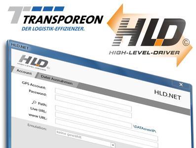 Durch den HLD wird die Anbindung des GPSauge an ERP Systeme einfach!