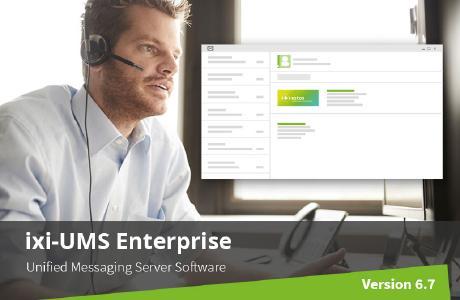 ixi-UMS 6.70 Enterprise