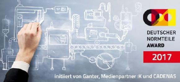 Deutscher Normteile Award: Jetzt Konstruktion einreichen und Preise im Wert von 4.000 € gewinnen