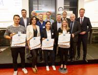 Sieger Saarland, Businessplanwettbewerb 1.2,3 GO 2019