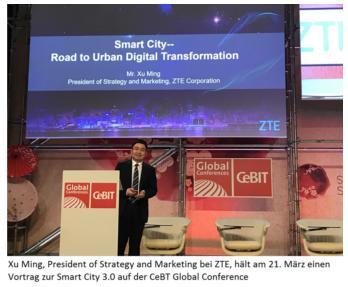 Smart City - auf dem Weg zur urbanen digitalen Transformation