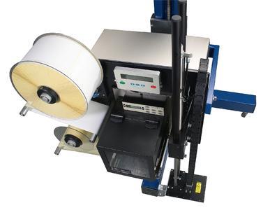 Die Etikettendruckspender der Serie Legi-Air drucken und spenden präzise Etiketten auf