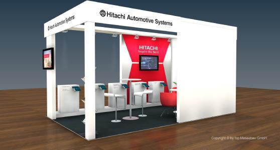 Hitachi Automotive Systems stellt vom 8. -10. Oktober zahlreiche Innovationen auf dem 27. Aachener Kolloquium vor