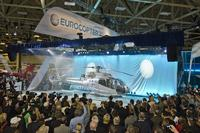 Eurocopter unveils its new EC130 T2 with optimized performance, comfort and mission diversity